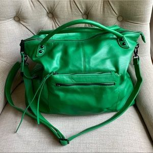 Steve Madden large satchel/crossbody